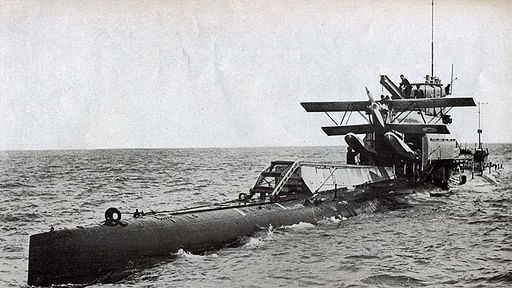 British Submarine