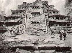 Pyramid of the Niches at El Tajin