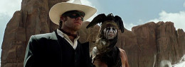 The Lone Ranger and Tonto were friends for life.