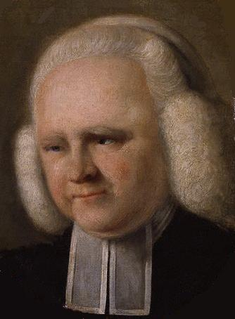 Painting of George Whitefield