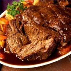 Perfect crock pot roast