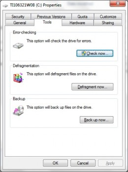 Defragment your Windows 7 Computer to Make it Run Faster