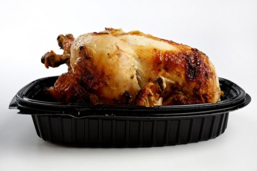 Make 3 meals with 1 chicken
