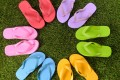 5 Simple Ways How to Reuse Old Rubber Slippers or Flip-flops