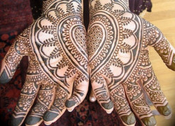 How to get a deeper & darker Mehendi?