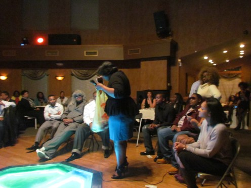 Audience members were estatic about the various performances featured during this LOL program.
