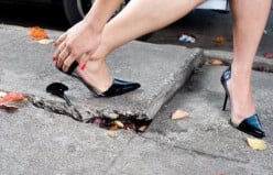 What to Do if You're Wearing High Heels and Your Shoe Heel Breaks