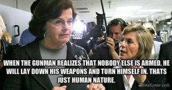 Has there ever been a less intelligent Senator than Diane Feinstein?