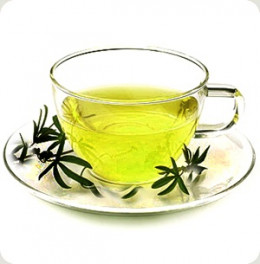 Green tea is a diuretic that is a food.