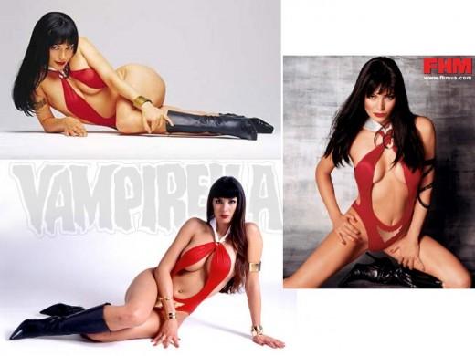 Vampirella Models