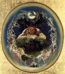 The fairies were believed to want nothing more than to have a human baby under their care.