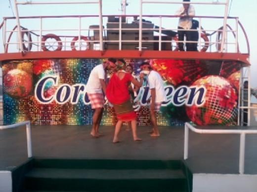 Traditional Goan dance