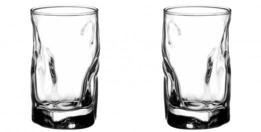 Bormioli Rocco Sorgente Shot Glasses