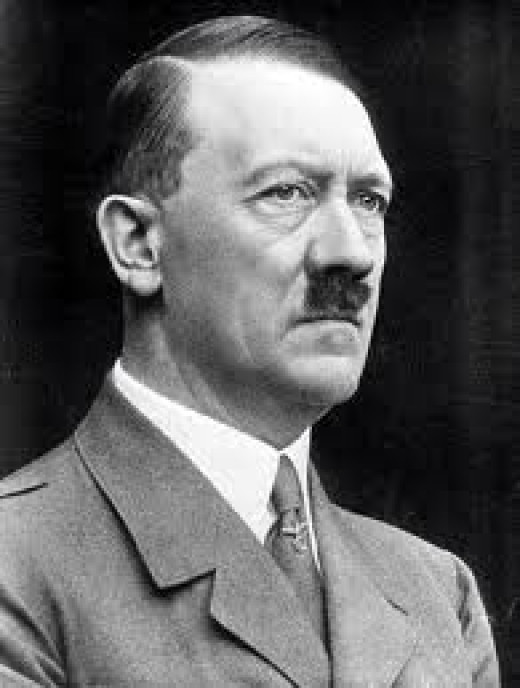 Adolf Hitler brought Europe to the brink of total destruction because he wanted Germany to be THE SUPREME and ULTIMATE country in the world.He murdered and enslaved millions of people in his bid for world dominance.