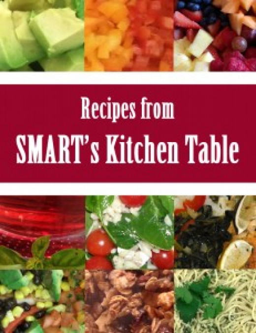 Free healthy eating e-cookbook from SMART