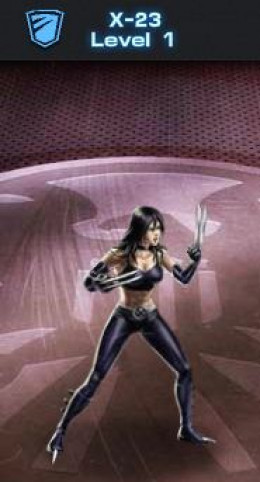 Marvel Avengers Alliance: A Sneak peek at New Character X-23 X 23 Marvel Avengers Alliance