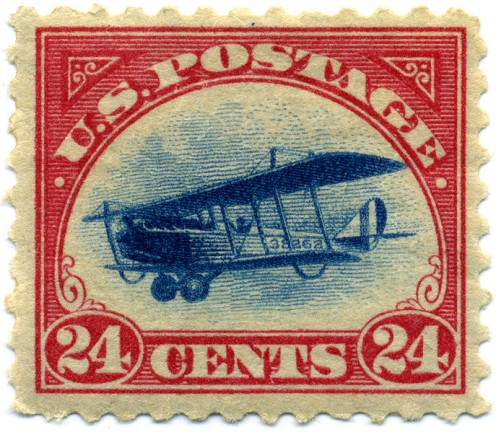 A History of International Airmail Stamps