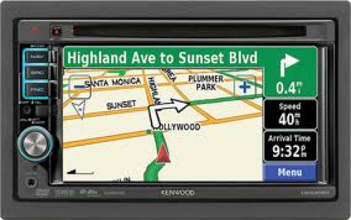 The GPS Navigation system helps you get from place to place while traveling. They even talk to you while giving directions.