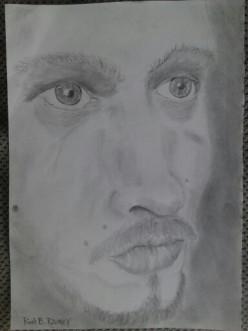Artsy Fartsy Part 1 Pencil Drawings