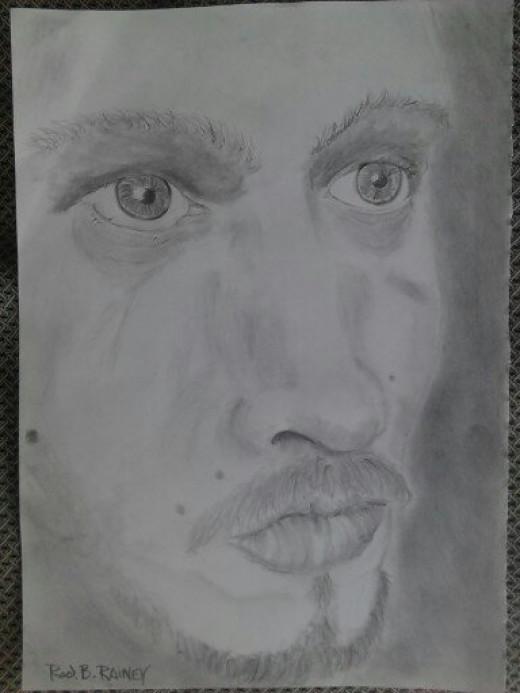Latest self portrait