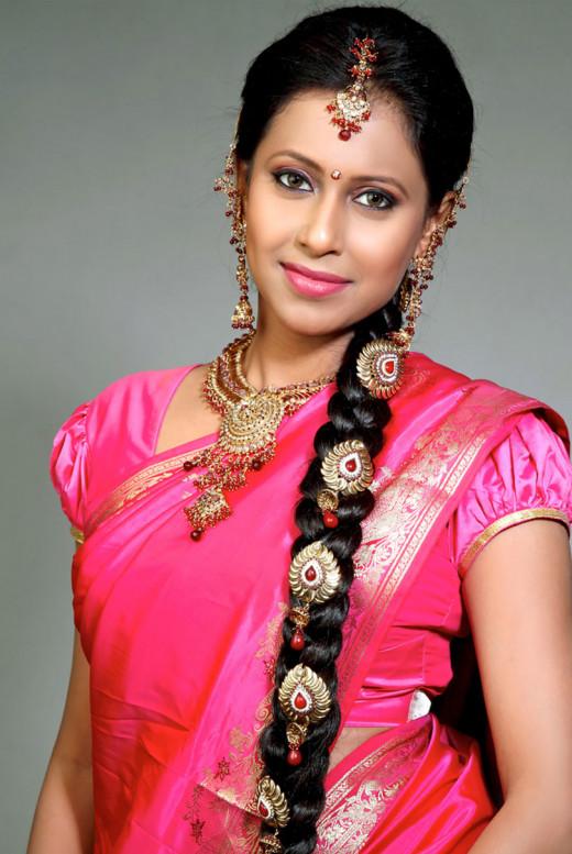 Hot saree pic