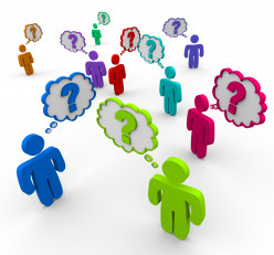 Why do you personally ask questions in the QnA section of hubpages?