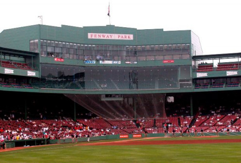 The Boston Red Sox have sold out every game at Fenway Park since May 15, 2003.