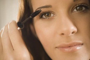 Just a little mascara can complete your look