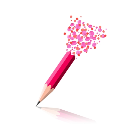 Write about what you love!