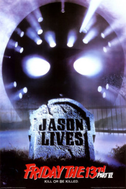 Movie Review: Friday the 13th part VI Jason Lives (1986)