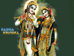 Radha-Krishna: The Perfect Valentines'