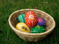 Easter egg: activities to do with children