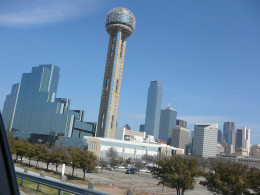 The one-of-a-kind Dallas skyline. Dallas-Fort Worth is a popular tourist destination for shopping, dining, and culture.