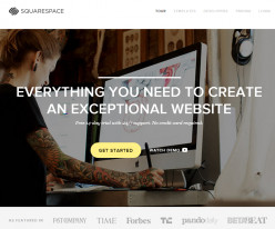 Why Squarespace Templates are better for Business and Photographers