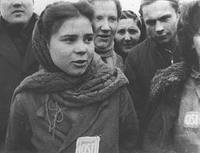 There were some people who endured and survived THE VERY WORST that no human being ought to tolerate. Ukrainian forced laborers in Germany during World War II.