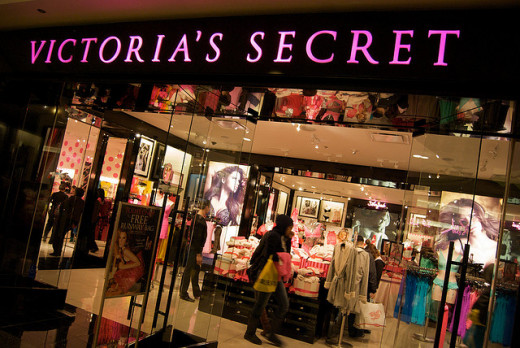 "Brand strategists at Victoria's Secret concentrate on the customer - the imagined ""Victoria"" when examining their marketing strategy."