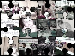 Memory collage