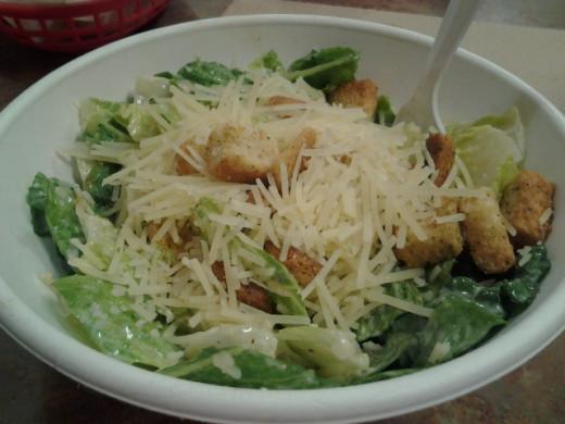 Moonie's Salad