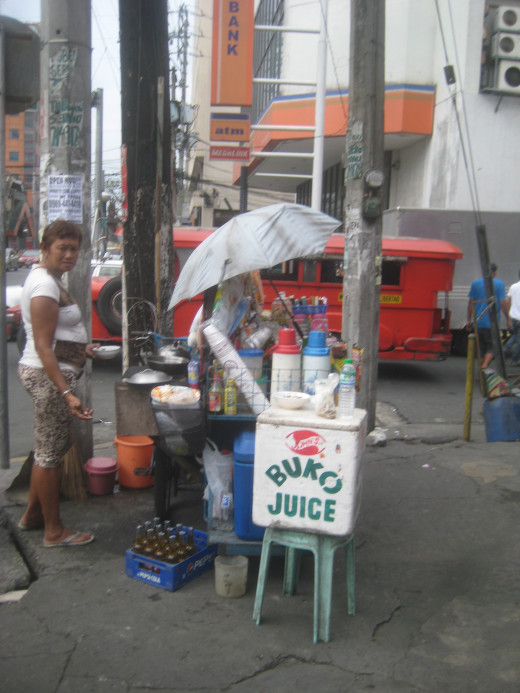 Near the Ermita Center, Manila (Photo Source: Ireno Alcala)