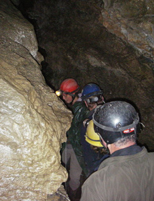 Spelunkers explore caves. Speleologists study them