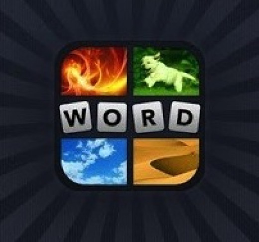 The 4 Pics 1 Word app has been an overnight success