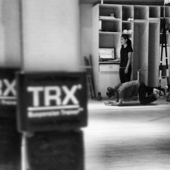 Suspension Training-Where to Use your TRX or Jungle Gym XT