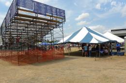 Buda TX Wiener Dog Festival Grounds