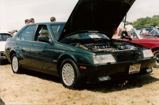 1998 New Hope Auto Show