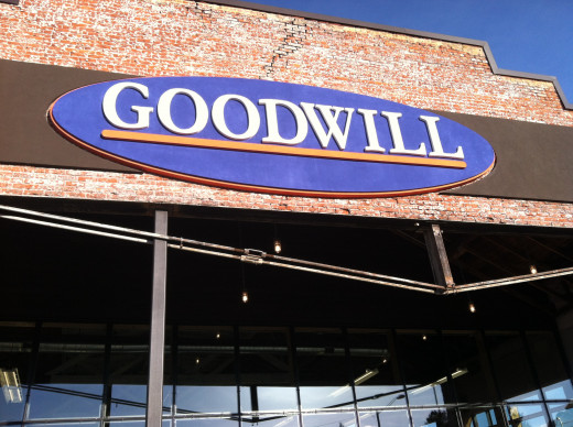 Goodwill Store in Walla Walla, WA