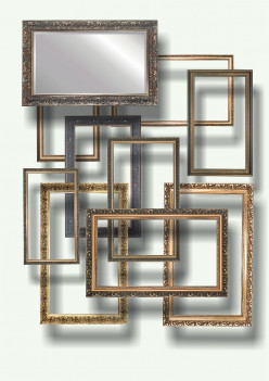 D I Y Framing for your special artworks - an easy how to on framing to save you $$$.