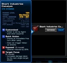 Stark Industries Catalyst
