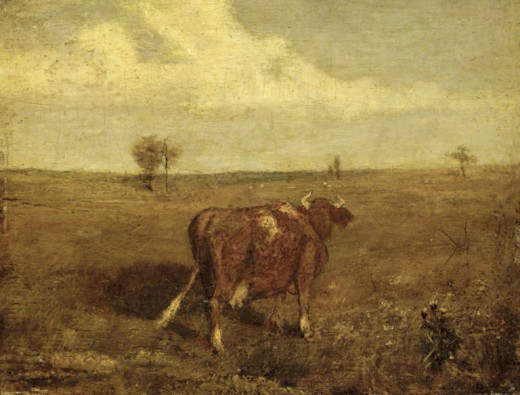 Summer's Fruitful Pastures (1875-1879)