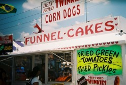Crazy State Fair Food: Fried Foods, Burgers, Funnel Cakes and More!