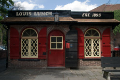 Louis' Lunch - still going strong today